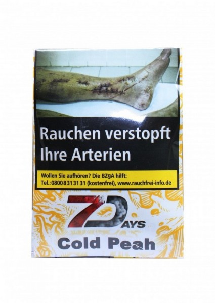 7 Days Classic - Cold Peah - 20g