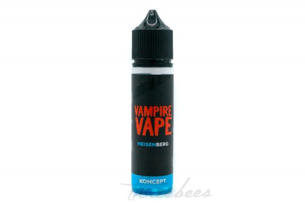 Vampire Vape - Koncept XIX - Heisenberg- ohne Nikotin DIY - 50ml