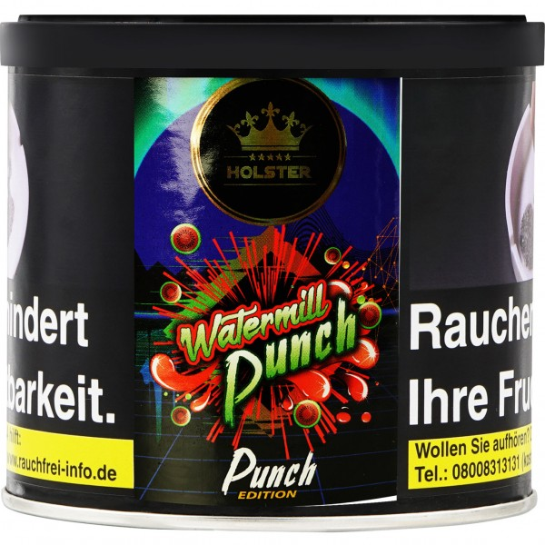 Holster Tabak Watermill Punch 200g