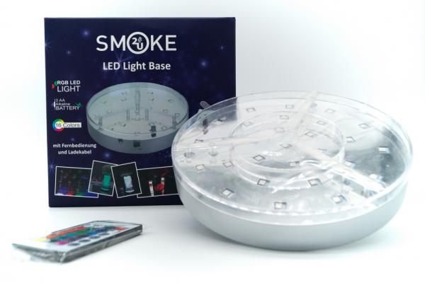 Smoke2u - LED Light Base - 2.0