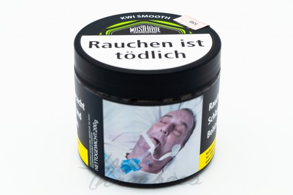 Musthave - Kiwi Smooth - 200g