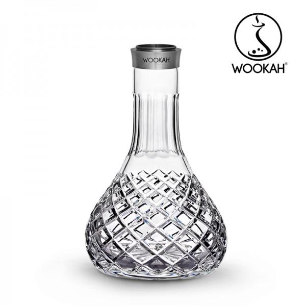 Wookah - Vase - Crystal - Check