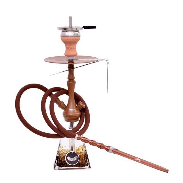 CRT Shisha - Pyro 400 - Bronze - Amber - 2S - Alu