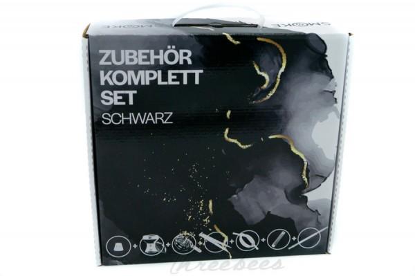 Smoke2u - Komplett Set - Schwarz