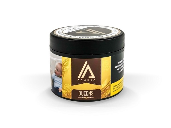 Aamoza Tobacco - Queens - 200g