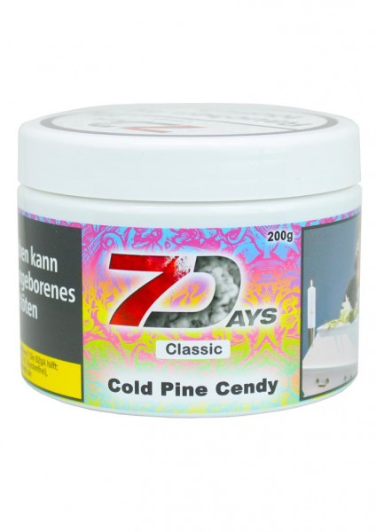 7 Days Classic - Cold Pine - 200g