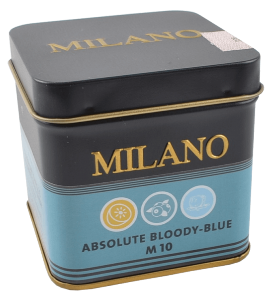 Milano Absolute Bloody Blue M10 200g