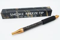 Smoke2u - Freeze Tip - Eis Mundstück - Gold Schwarz