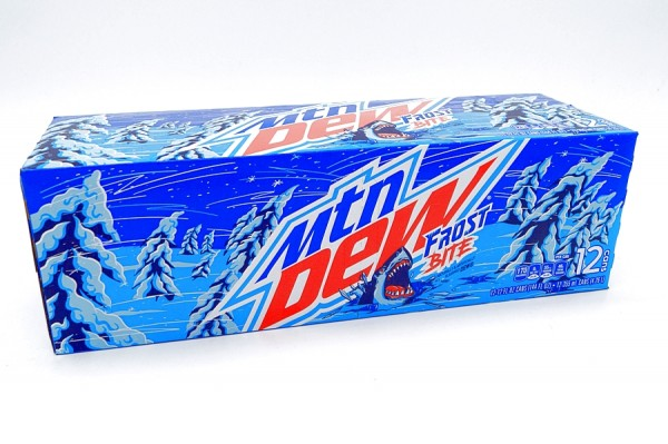 Mountain Dew Frostbite 355ml 12erPack