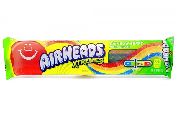 AIRHEADS Xtremes Candy Rainbow Berry 57g