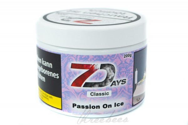 7 Days Classic - Passion On The Ice - 200g