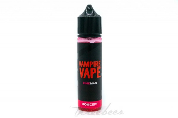 Vampire Vape - Koncept XIX - Pinkman - ohne Nikotin DIY - 50ml