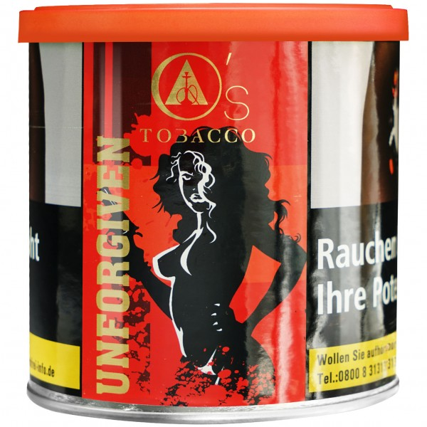 OS Tobacco O ´ S Red Series Cosa Nostra 200g
