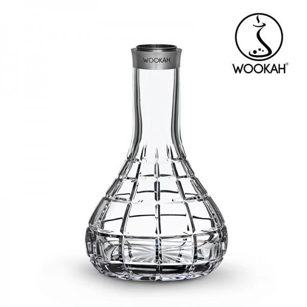 Wookah - Vase - Crystal - Squares