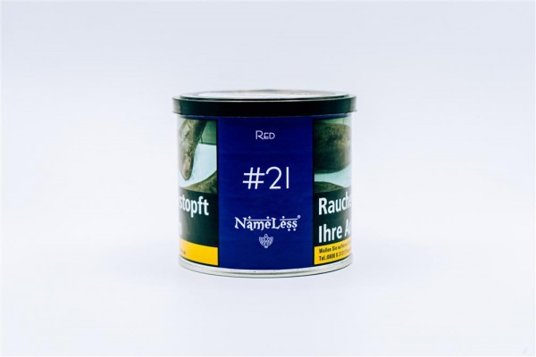 Nameless Tobacco - Standard Edition - Red #21 - 200g