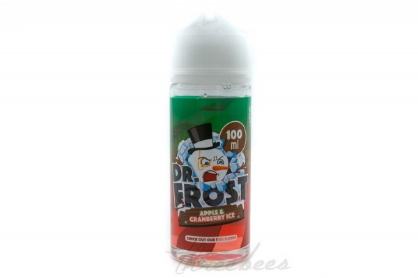 Dr. Frost Liquid - Apple and Cranberry Ice - ohne Nikotin - 100ml