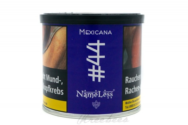 Nameless Tobacco Standard Edition Mexicana #44 200g