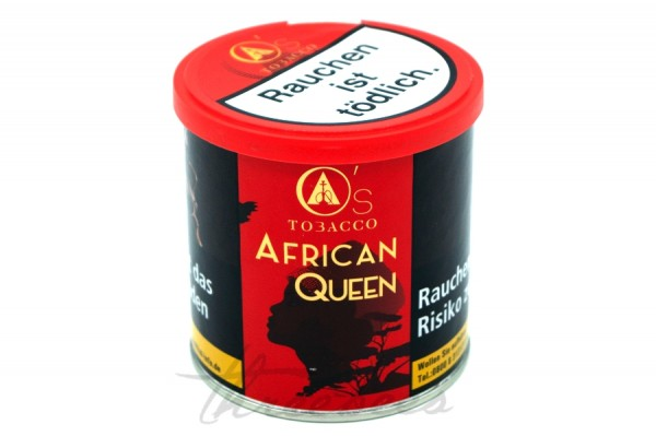 OS Tobacco O ´ S Red Series African Queen 200g