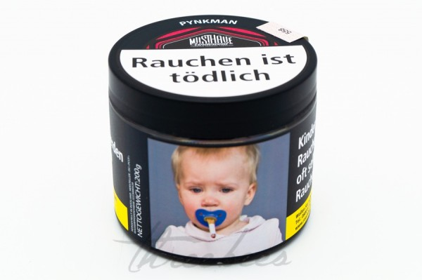 Musthave - Pynkman- 200g