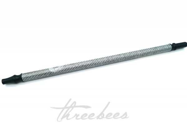 CRT Mundstück - Carbon - Silver - Grau