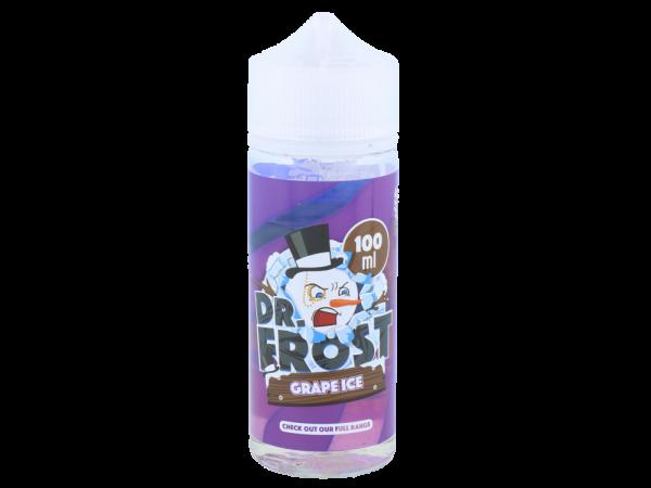 Dr. Frost - Polar Ice Vapes - Grape Ice - 100ml 0mg/ml