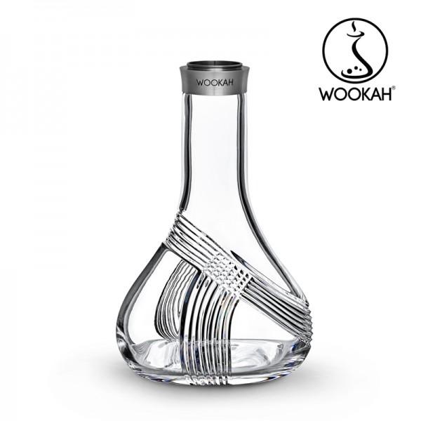 Wookah - Vase - Crystal - Orbit