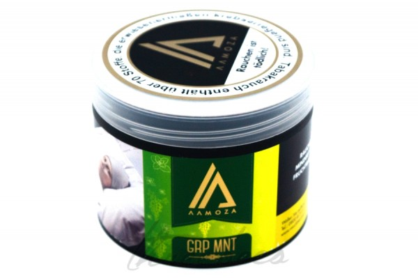 Aamoza Tobacco Grp Mnt 200g