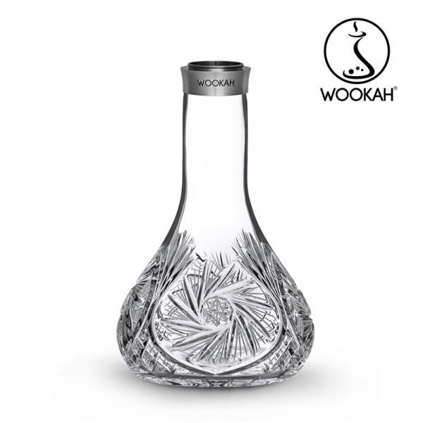 Wookah - Vase - Crystal - Mill